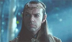 Lord Elrond...