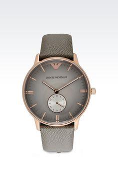 Emporio Armani Men Watch - Emporio Armani Official Online Store