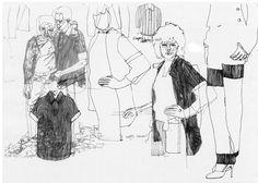 Antonio Ciutto Laird Borelli Illustration