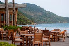 Inside the resort - Con Dao Six Sense