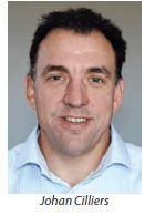 Peri International: Managing Director Johan Cilliers