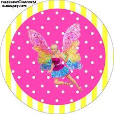 Imprimibles Barbie Fairytopia 2.   Ideas y material gratis para fiestas y celebraciones Oh My Fiesta!