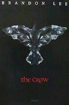 The Crow Movie Poster - Internet Movie Poster Awards Gallery