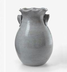 VIETRI - Slate Garden Flower Vase