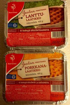 Lanttu ja pirkans Laatikko Sweets, Bread, Classic, Food, Finland, Sweet Pastries, Meal, Goodies, Brot