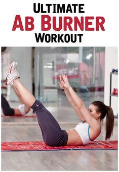 The Ultimate Ab Burner Workout