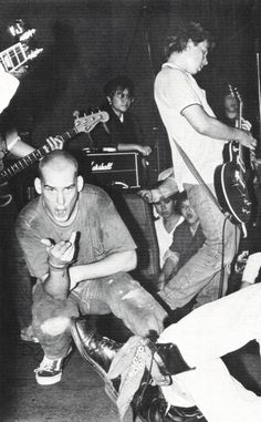 I'm sorry for something I didn't do (Minor Threat)