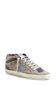 9a79e00a0a6af Free shipping and returns on Golden Goose  Mid Star  Sneaker (Women) at