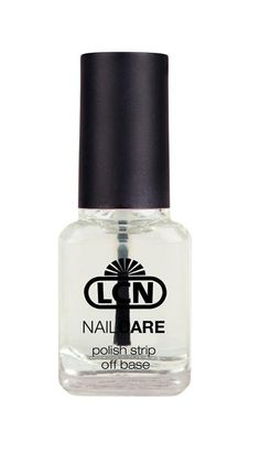With so many LCN polishes, how can anyone choose just one?! The new LCN Polish Strip Off Base makes changing your polish colors, fast, easy and safe for your nails! No longer will you need to use the harsh polish removers and you may enjoy your favorite polishes as often as you would like!  Check it out at http://www.lcnboutique.com/store/p/1566-Polish-Strip-Off-Base-8ml.aspx