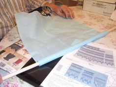 Tips from Paula Ellsworth on using a pleater to pregather fabric for English Smocking. (English Smocking is a type of embroidery that decora...