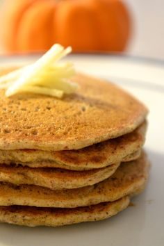 Can't get enough of those holiday spices? Try gluten free pumpkin spiced pancakes. :) Have a food allergy / sensitivity / intolerance? Nutrient-conscious recipes in this site are free of the top 10 priority food allergens: Egg free, dairy free, mustard free, peanut free, seafood free, sesame free, soy free, sulphite free, tree nut free and wheat free / gluten free.