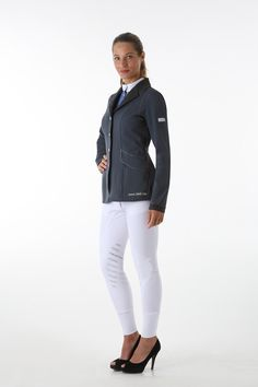 The Las Vegas Show Jacket by Animo Italia - Priced at £536 - Follow the link http://www.justriding.com and ask us about discounts on this price!!