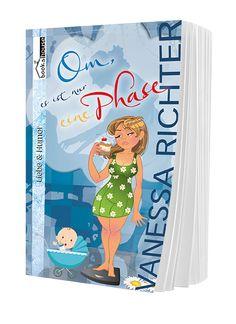 """5 Sterne für """"Om, es ist nur eine Phase"""" von eskimo81, http://www.lovelybooks.de/autor/Vanessa-Richter/Om-es-ist-nur-eine-Phase-1156424072-w/rezension/1249590694/"""