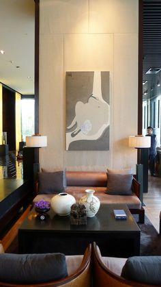 Lobby@The PuLi Hotel & Spa 璞麗酒店/ Shanghai