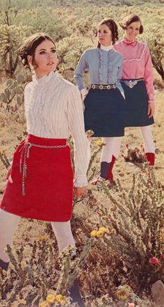 Seventeen Magazine editorial shot by Joseph Santoro 1968 | by barbiescanner