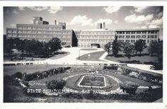 San Haven Postcard 1940