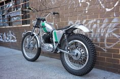 ossa_MAR_250_1972-034 Trail Motorcycle, Scrambler Motorcycle, Bobber, Custom Motorcycles, Cars And Motorcycles, Motos Trial, Crotch Rockets, Trial Bike, Dirt Bikes