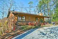 "Treasure ""Blessed Memories"" at this cabin."