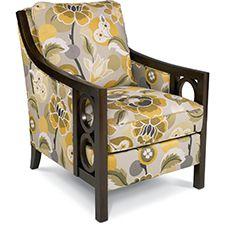 Keagan Stationary Chair by La-Z-Boy