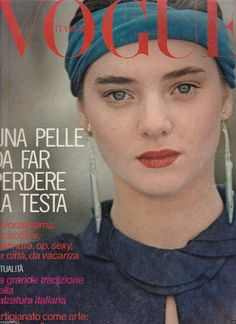 Vogue Italia Feb 1980