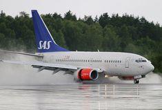 Scandinavian Airline - Suécia