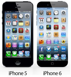 Apple iPhone 6 Concept Features http://www.etradesupply.com/blog/apple-iphone-6-concept-features/