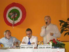 Claudio Simonelli ricorda Giuseppe Mirabelli durante la serata dell'Avanti del 27 Settembre 2014.