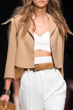 Vogue Baby  | voguetherapy:   elisabetta franchi ss16  ...