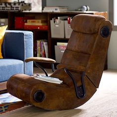 Trailblazer Got Game Chair   Pottery Barn Teen