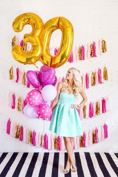 Turning 30? Throw a party!!