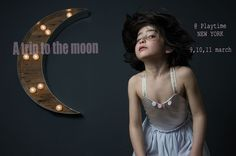 A trip to the moon... in style, with Wovenplay Odette Tutu