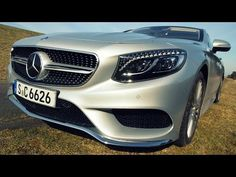 ' 2016 Mercedes-Benz S 500 COUPE ( C217 ) ' Test Drive & Review - TheGetawayer - YouTube