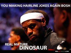 [Memes] Chris Bosh Memes Funny Humor Pics | NBAHotShots.com