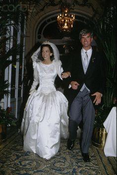 Austria 1994 - Arquiduquesa Maria Constanza von Habsbourg & Franz Josef Fürst von Auersperg- Trautson