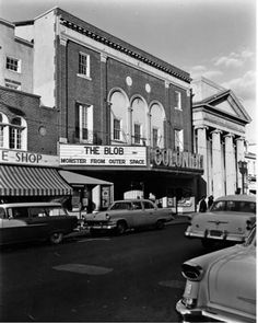 The Colonial Theatre Phoenixville PA - Where THE BLOB was filmed!