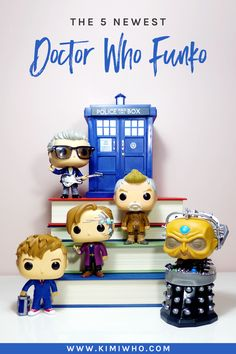 The 5 Newest Doctor Who Funko Pop
