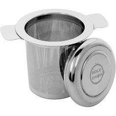 BoldDrop Stainless Steel Fine Filtering Loose Leaf Tea Infuser Basket for Cups and Mugs ** Continue to the product at the image link. Tea Strainer, Tea Infuser, How To Make Tea, Tea Accessories, Loose Leaf Tea, Deep Cleaning, Fountain Pen, Basket, Stainless Steel