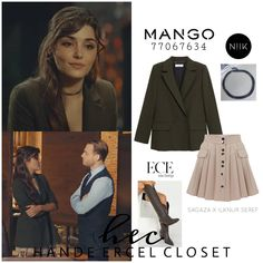 City Outfits, Casual Outfits, Fashion Outfits, Aesthetic Movies, Gucci, Her Style, My Girl, Winter Outfits, Skirt Set