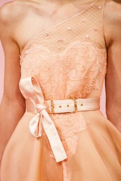 whatchathinkaboutthat: Alexis Mabille Spring...