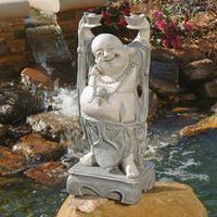 Jolly Hotei Buddha Statue