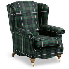 Image result for ralph lauren checked armchair