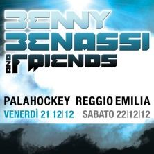 """Benny Benassi e Friends - """"BENNY BENASSI AND FRIENDS""""  Una 2-giorni di musica tutta da ballare, capitanata dal DJ emiliano che per l'occasione torna nella sua città natale, dove tutto è cominciato. Ecco le line-up:  Line up Venerdi 21/12:  Be..."""