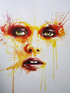 INK 24   Sandra Chevrier