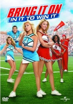 Shop Bring It On: In It to Win It [Blu-ray] at Best Buy. Find low everyday prices and buy online for delivery or in-store pick-up. Netflix List, Good Movies On Netflix, Teen Movies, Good Movies To Watch, Best Movies List, Movie List, Hanna Marin, Hayden Panettiere, Solange Knowles