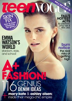 Emma Watson's World: Stardom, Style, and School