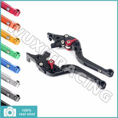 New CNC Billet Extendable Folding Brake Clutch Levers for KAWASAKI Z 750 Z750 2007-2011 2008 2009 2010 Z 800 Z800 2013-2015 2014