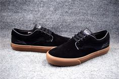 57.96$  Watch here - http://alipvg.worldwells.pw/go.php?t=32676248444 - Size 7-9.5 BOY shoes USA LAKAI all black Skate BOY Shoes Hard-Wearing Shoes Streetwear Anti-Fur Shoes for boy footwear 57.96$