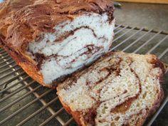 Gluten-Free Cinnamon Swirl Bread