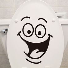 Smile face Toilet stickers diy personalized furniture decoration wall decals fridge washing machine sticker Bathroom Car Gift 3413227690008565 Recommend US $ 1.81 /piece US $ 3.33 /piece US $ 4.18 /piece ... US $0.60 http://insanedeals4u.com/products/smile-face-toilet-stickers-diy-personalized-furniture-decoration-wall-decals-fridge-washing-machine-sticker-bathroom-car-gift/ #shopaholic #dailydeals