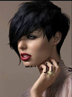 New Vogue Sexy Girls Short Black Cosplay Party Anime Wigs #Unbranded #FullWig